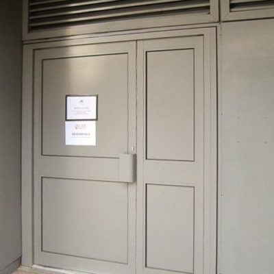 Improved Staff Entrance - Covent Garden