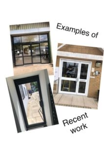 Automatic Sliding Doors, Doors with Side Screens, all Glass Doors and more …